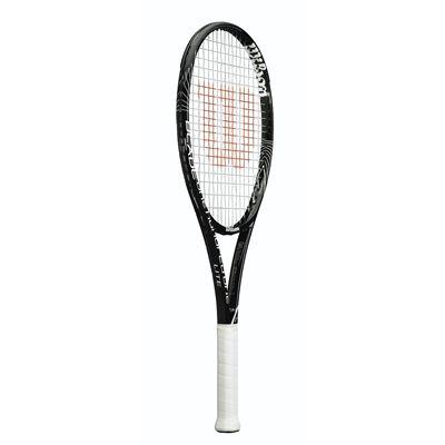Wilson Blade 101L Tennis Racket - Side View