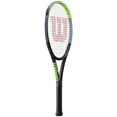 Wilson Blade 101L V7.0 Tennis Racket - Angle