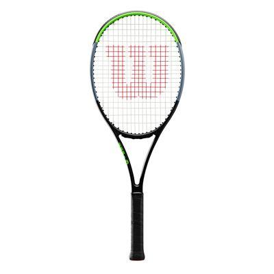 Wilson Blade 101L V7.0 Tennis Racket - strung version