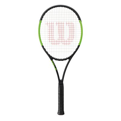 Wilson Blade 104 Tennis Racket-front