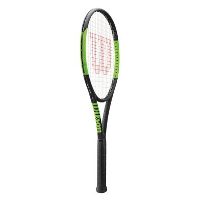 Wilson Blade 104 Tennis Racket-side