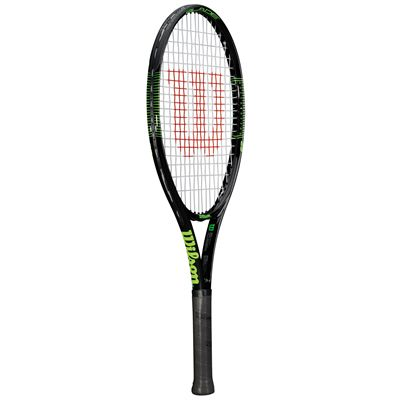 Wilson Blade 25 Junior Tennis Racket - Side