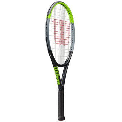 Wilson Blade 25 v7 Junior Tennis Racket - Angle