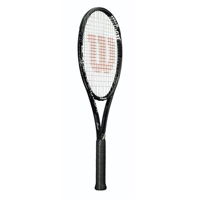 Wilson Blade 98 16 x 19 Tennis Racket - Side View