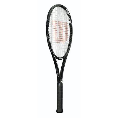 Wilson Blade 98 16 x 19 Tennis Racket - Side View
