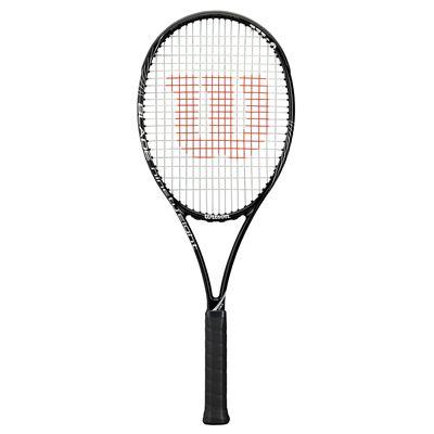 Wilson Blade 98 BLX Tennis Racket- black grip