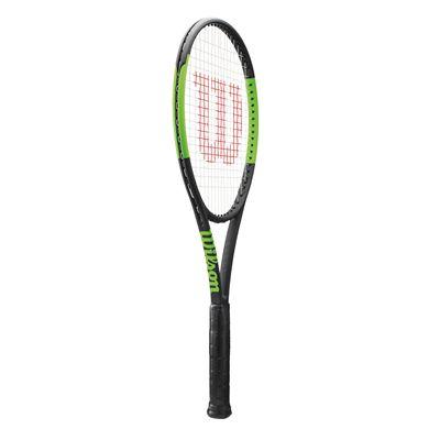 Wilson Blade 98 UL Tennis Racket-side