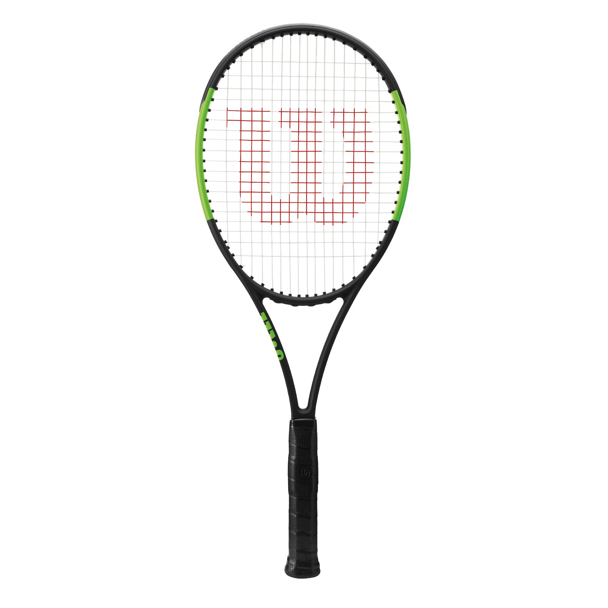 Image of Wilson Blade 98 UL Tennis Racket - Grip 3