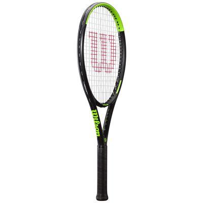 Wilson Blade Feel 105 Tennis Racket SS21 - Angle