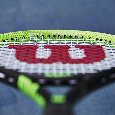 Wilson Blade Feel 105 Tennis Racket SS21 - Lifestyle3