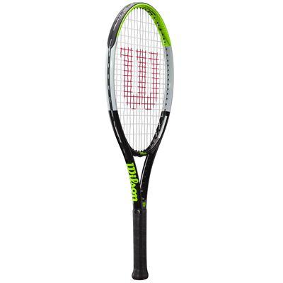 Wilson Blade Feel 23 Junior Tennis Racket SS21 - Angle