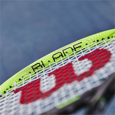 Wilson Blade Feel 25 Junior Tennis Racket SS21 - Lifestyle3