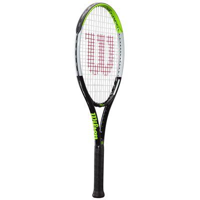 Wilson Blade Feel 26 Junior Tennis Racket SS21 - Angle