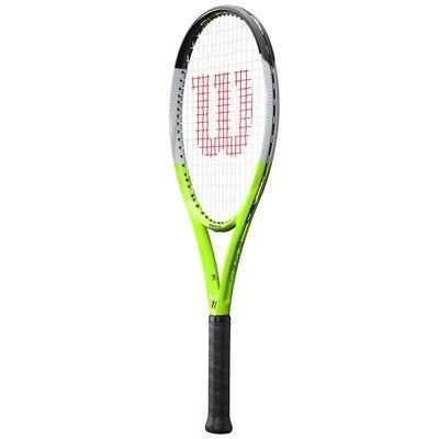 Wilson Blade Feel RXT 105 Tennis Racket - Angle