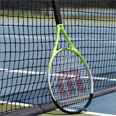 Wilson Blade Feel RXT 105 Tennis Racket - Lifestyle1