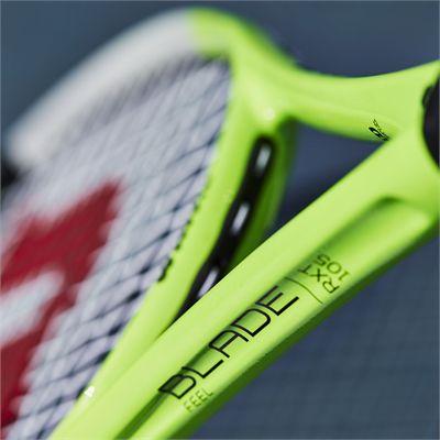 Wilson Blade Feel RXT 105 Tennis Racket - Lifestyle2