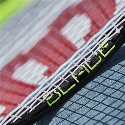 Wilson Blade Feel RXT 105 Tennis Racket - Lifestyle3
