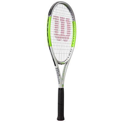Wilson Blade Feel Team 103 Tennis Racket SS21 - Angle