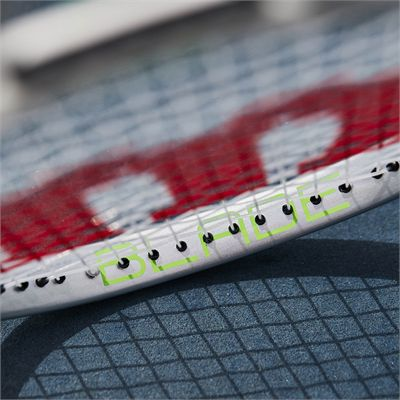 Wilson Blade Feel Team 103 Tennis Racket SS21 - Lifestyle3