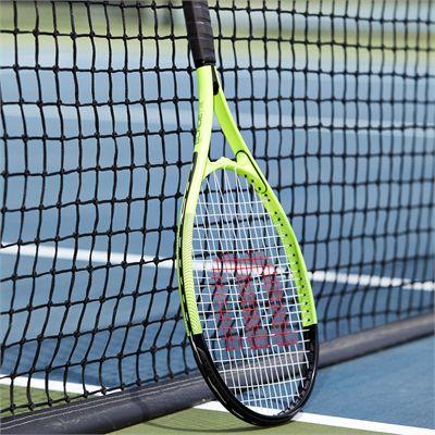 Wilson Blade Feel XL 106 Tennis Racket - Lifestyle1