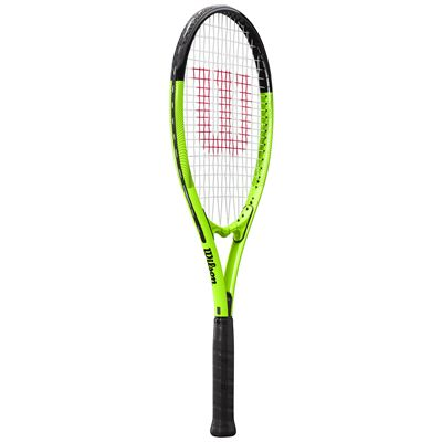 Wilson Blade Feel XL 106 Tennis Racket - Slant