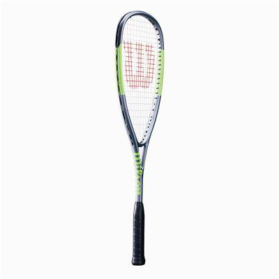 Wilson Blade Light Squash Racket - Angled