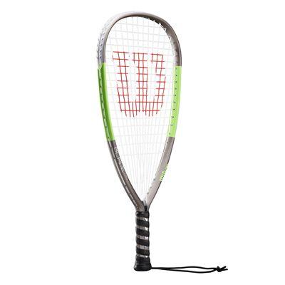 Wilson Blade Pro Racketball Racket - Angle