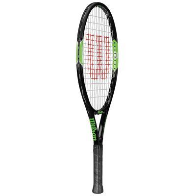 Wilson Blade Team 23 Junior Tennis Racket - Angled