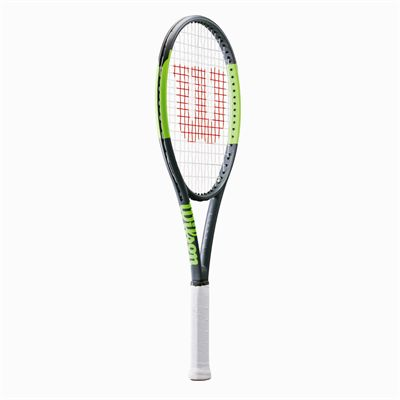 Wilson Blade Team 99 Tennis Racket - Angle