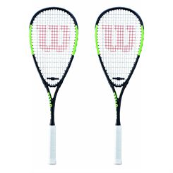 Wilson Blade Team Squash Racket Double Pack