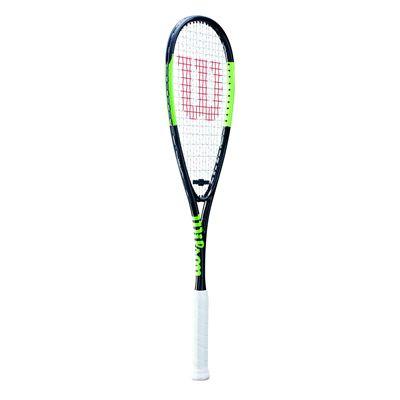 Wilson Blade Team Squash Racket  Angled