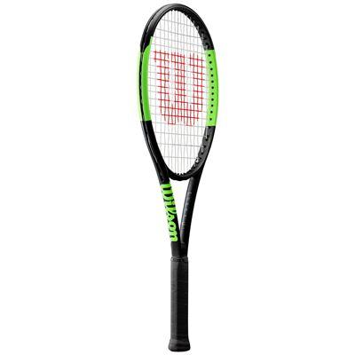 Wilson Blade Team Tennis Racket - Angled
