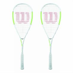 Wilson Blade Ultralight Squash Racket Double Pack