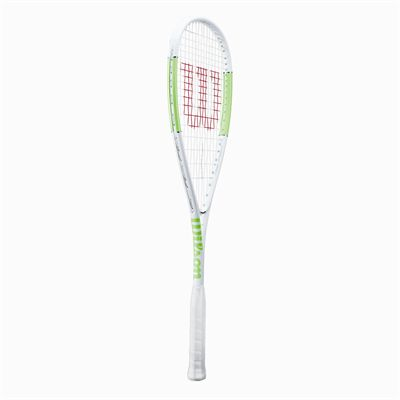 Wilson Blade Ultralight Squash Racket - Angled