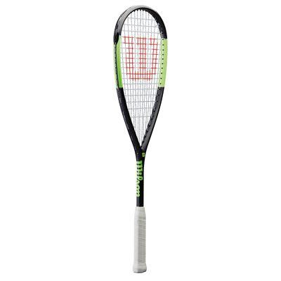 Wilson Blade YL Squash Racket - Angled