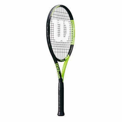 Wilson BLX Bold Tennis Racket - Angled