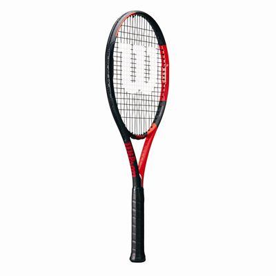 Wilson BLX Fierce Tennis Racket - Angled