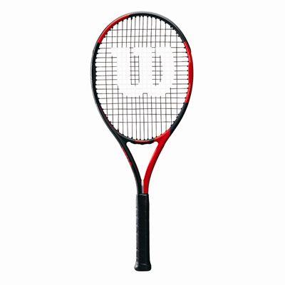 Wilson BLX Fierce Tennis Racket - Front