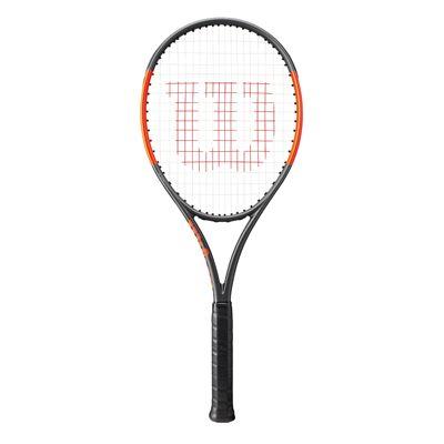 Wilson Burn 100 LS Tennis Racket-front