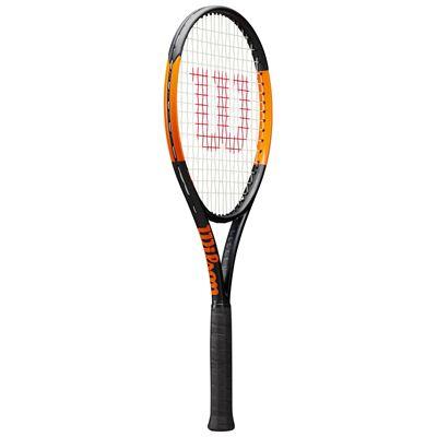 Wilson Burn 100 LS Tennis Racket SS19 - Angled
