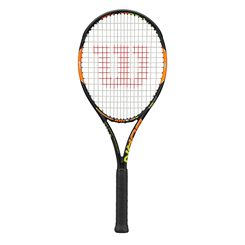 Wilson Burn 100 S Tennis Racket