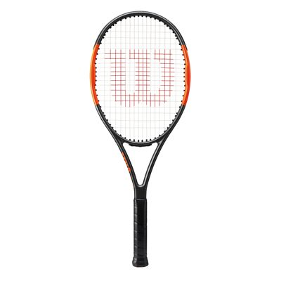 Wilson Burn 100 Team Tennis Racket-front