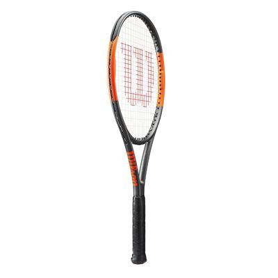 Wilson Burn 100 Team Tennis Racket-side