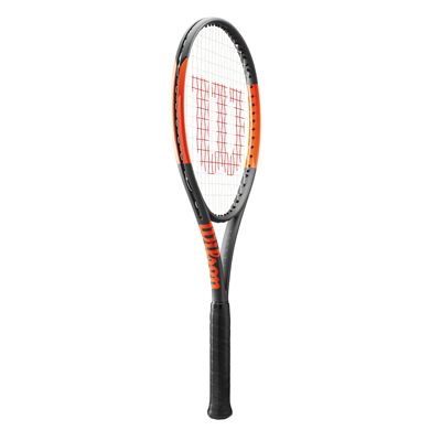 Wilson Burn 100 ULS Tennis Racket-side