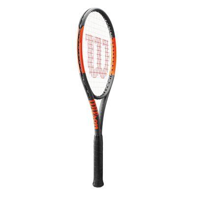 Wilson Burn 100 ULS Tennis Racket-side