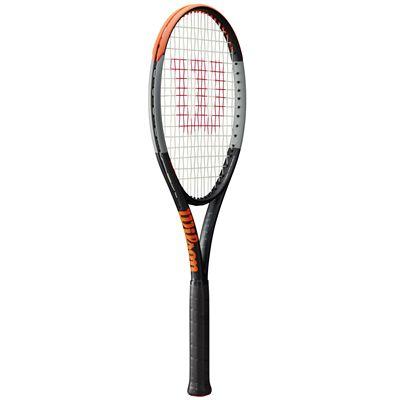 Wilson Burn 100LS v4 Tennis Racket - Slant