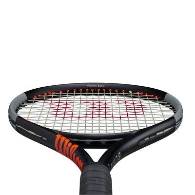 Wilson Burn 100LS v4 Tennis Racket - Zoom1
