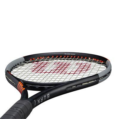Wilson Burn 100LS v4 Tennis Racket - Zoom3