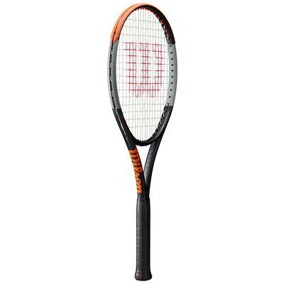 Wilson Burn 100ULS v4 Tennis Racket - Slant