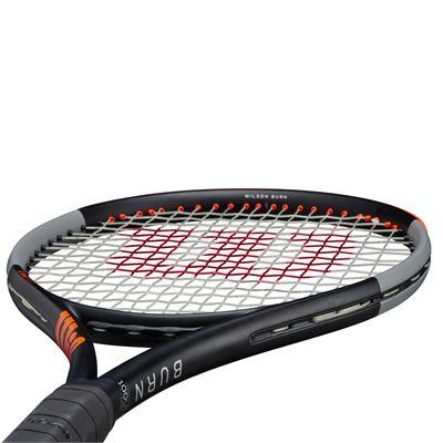 Wilson Burn 100ULS v4 Tennis Racket - Zoom1